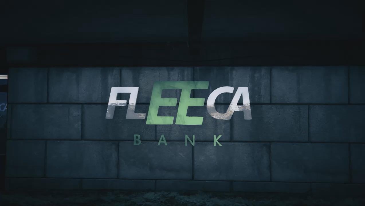 how to start the fleeca job
